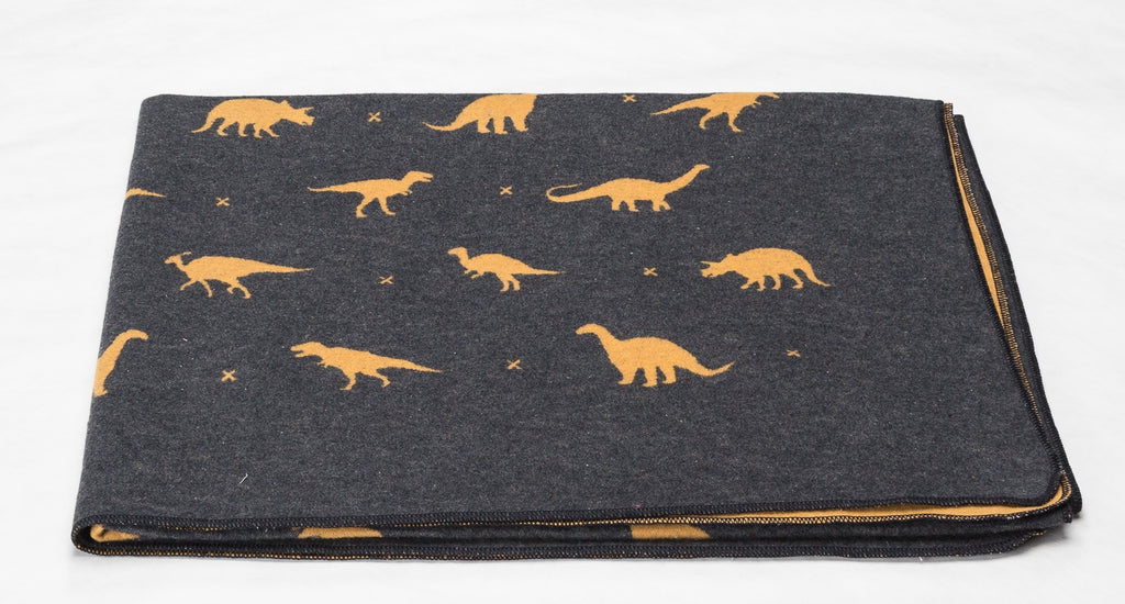 david fussenegger juwel junior blanket dinosaurs