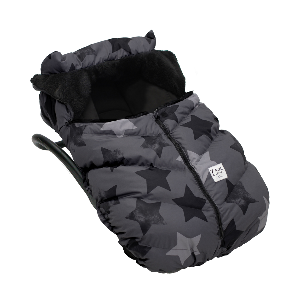 Cocoon Infant Car Seat Cover - Stella