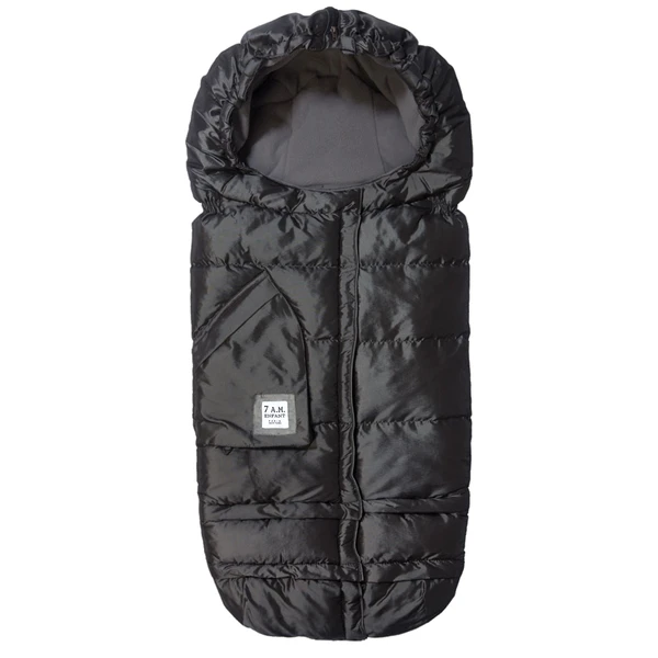 Blanket 212 EVOLUTION Foot Muff - Metallic Charcoal