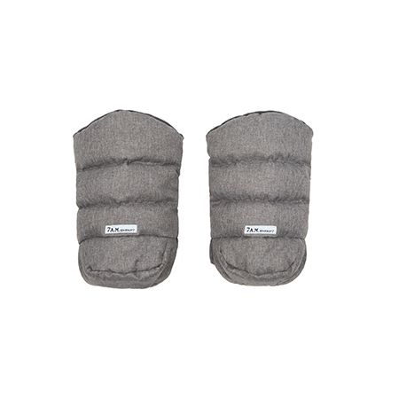 Warmmuffs Stroller Mittens - Heather Grey