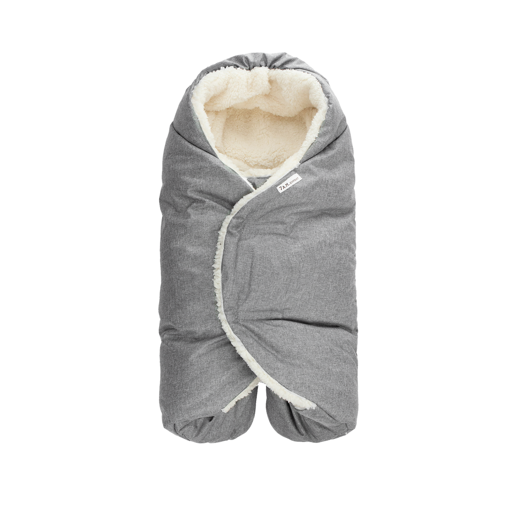 Nido Wrap - Heather Grey