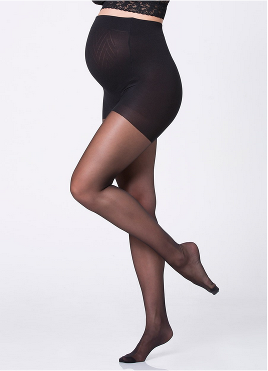Maternity Sheer Hosiery