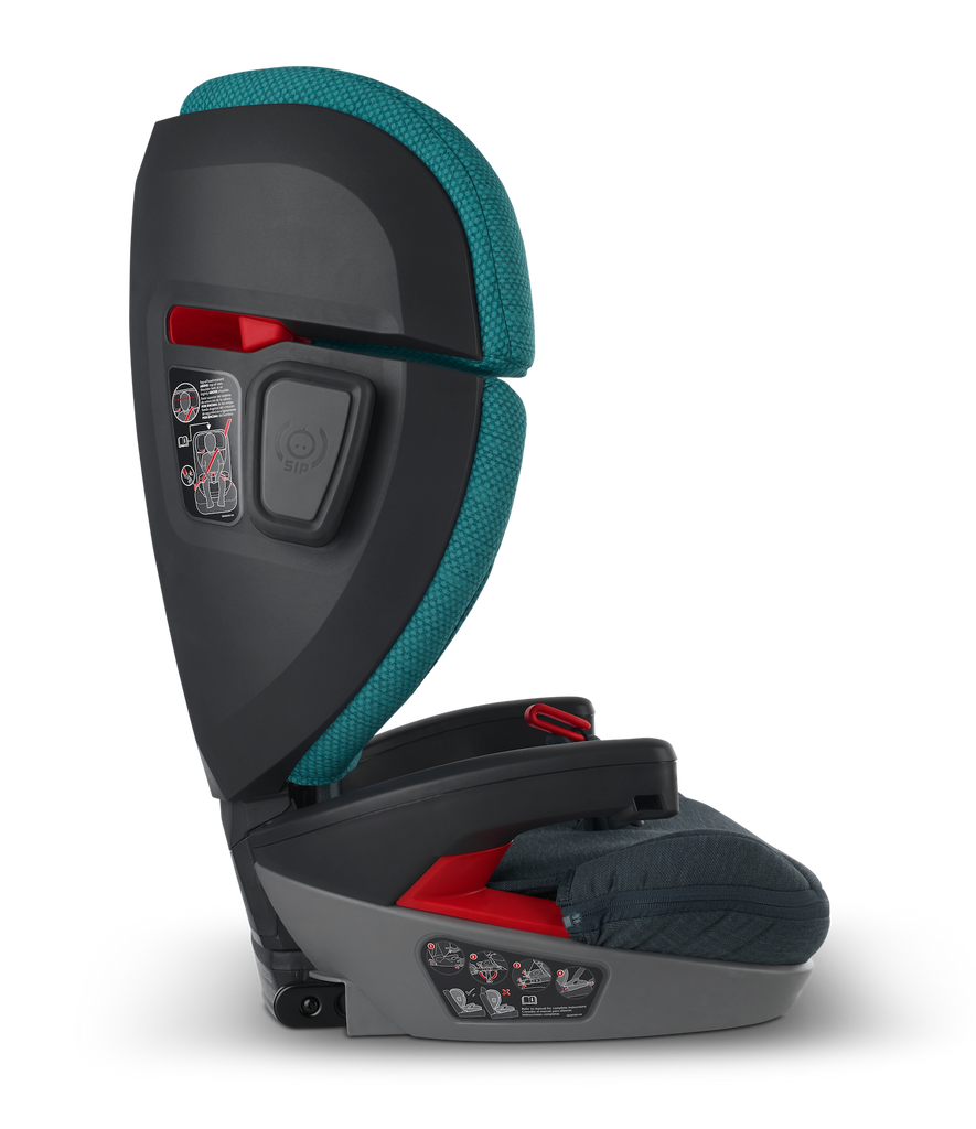 ALTA High Back Booster Seat - LUCCA (Teal)