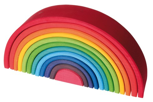Large Rainbow (12 pcs)