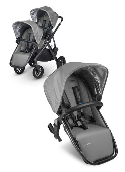 uppababy rumble seat rumbleseat pascal grey