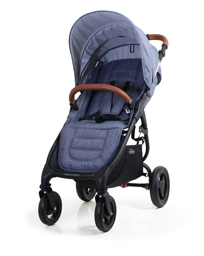 Snap 4 TREND Stroller - Denim
