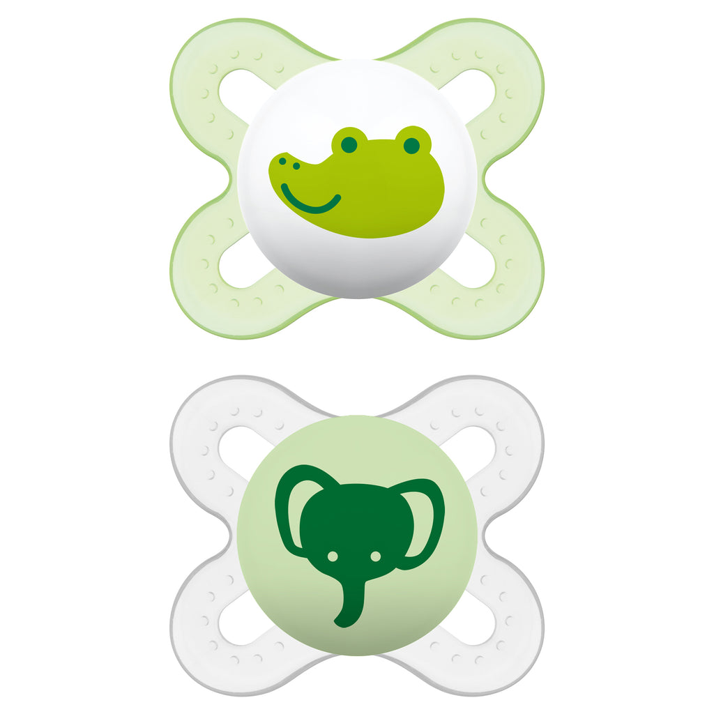 START Newborn Silicone Pacifier (2pk)