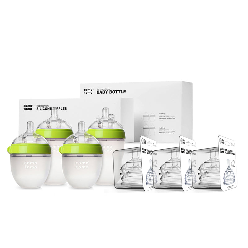 Baby Bottle Gift Bundle