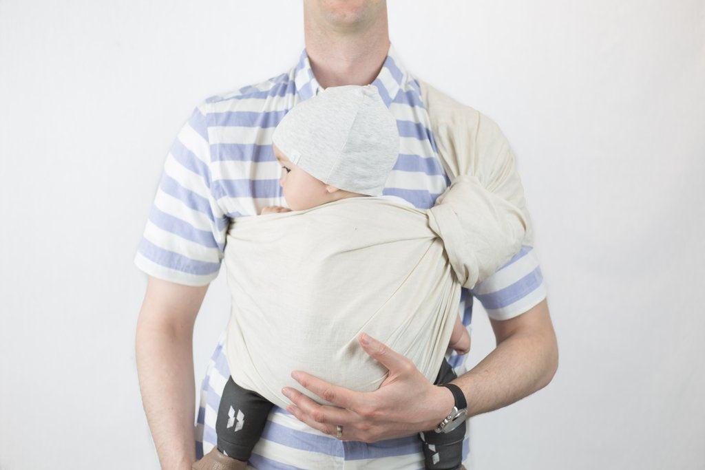 Linen Ring Sling Carrier - Lawrence