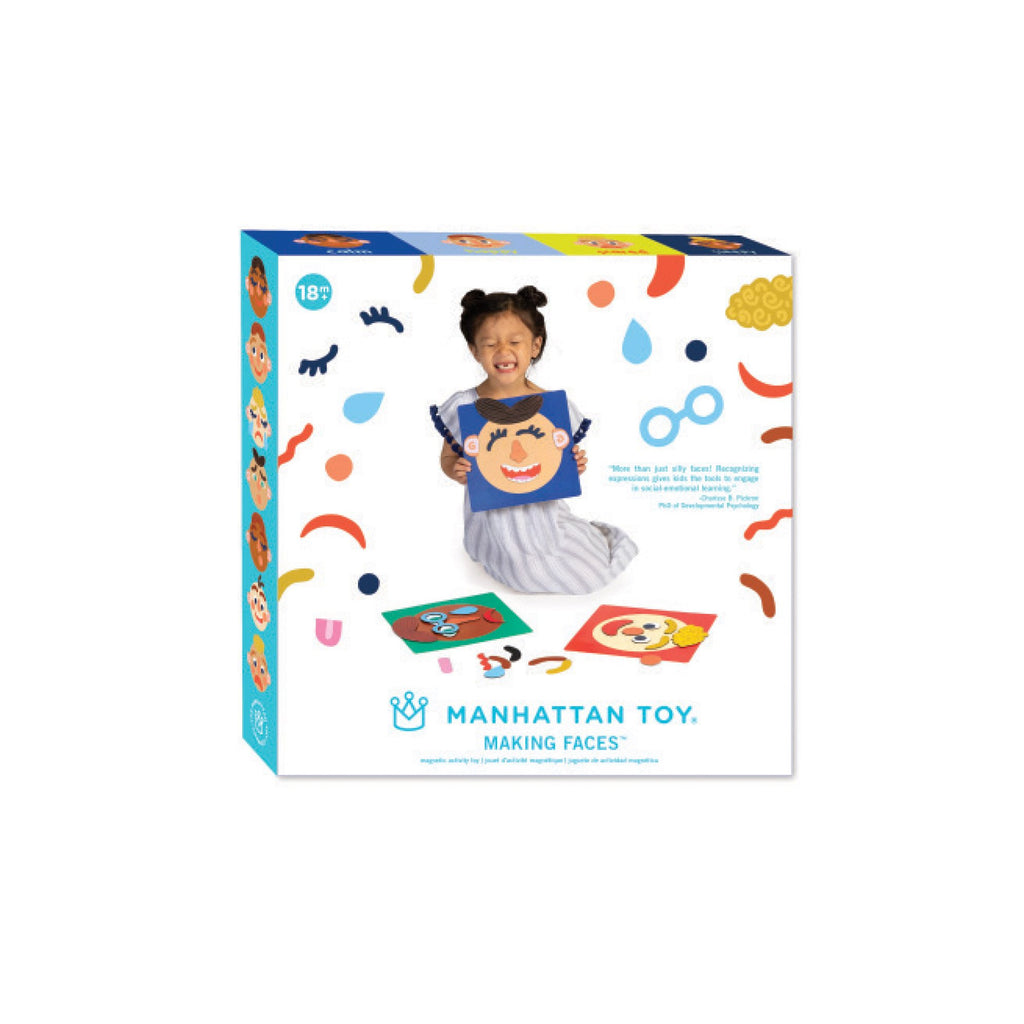 Making Faces Magnetic Set