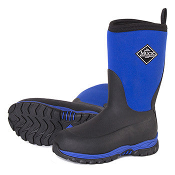 Rugged II Extreme Winter Boot (Black/Purple in Sizes 7 & 9 Only)