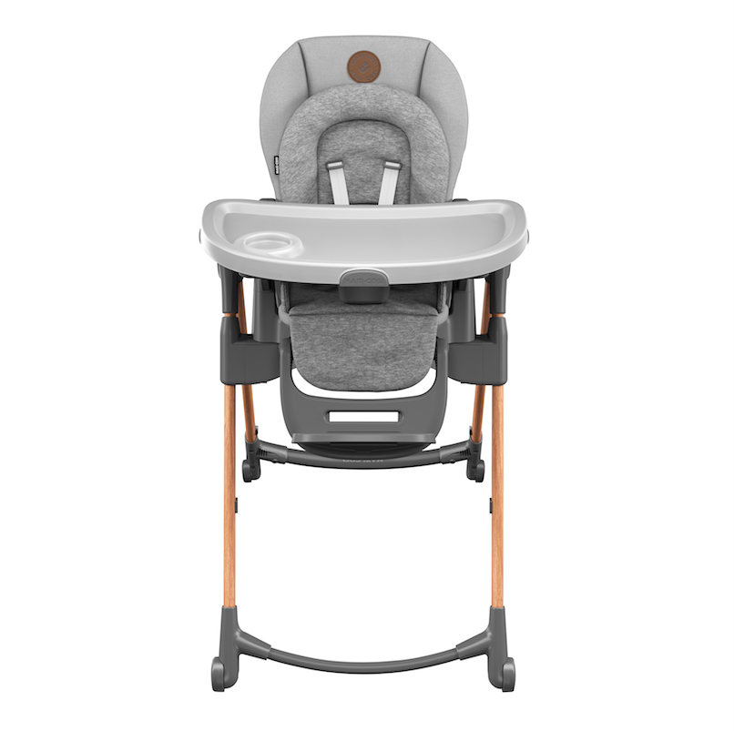 maxi-cosi minla high chair essential grey