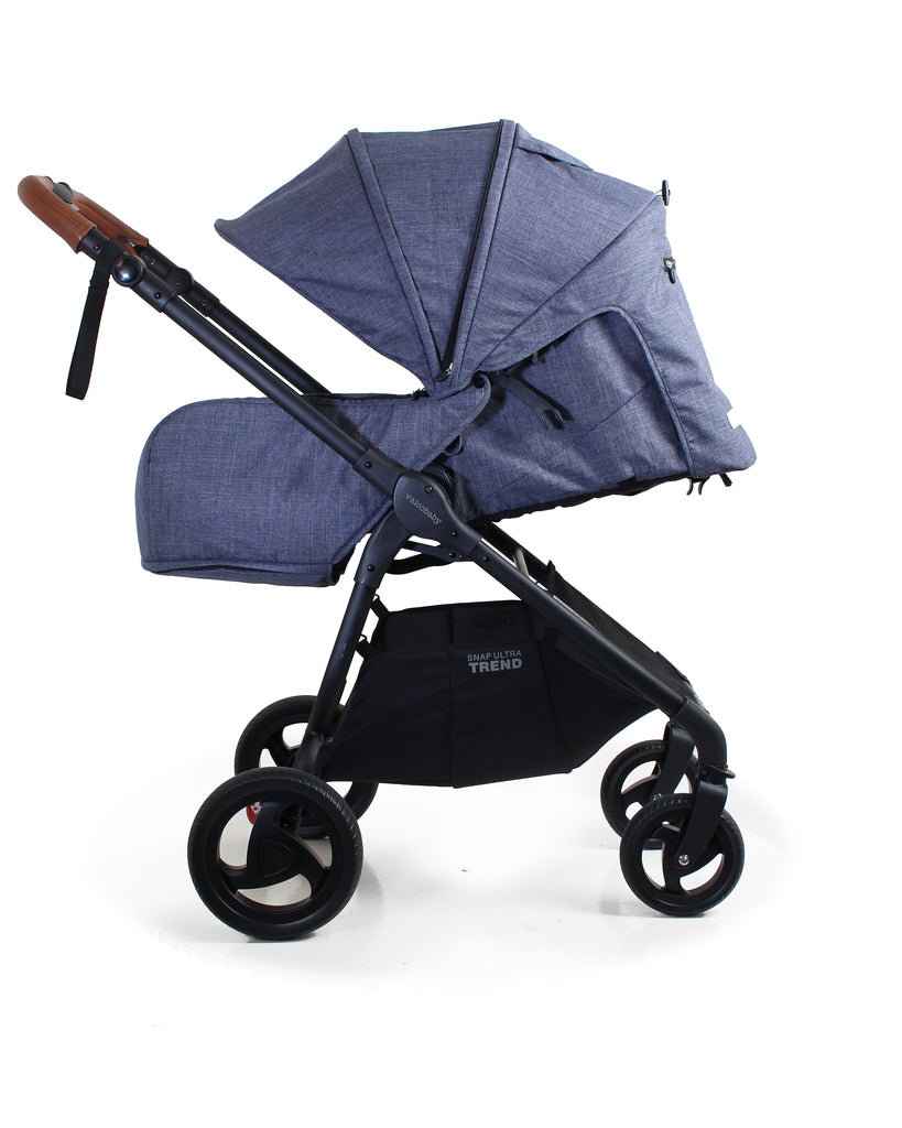 Snap Ultra TREND Stroller - Denim