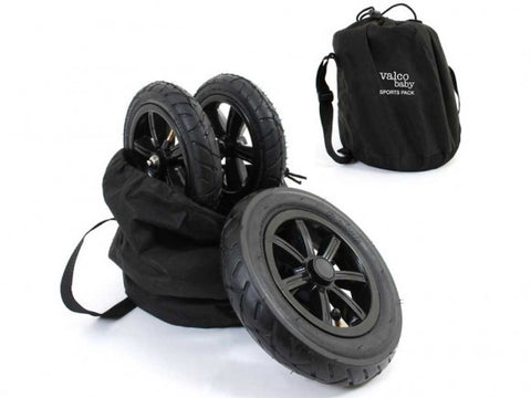 Sports Wheels Pack (Fits All Snap Models)
