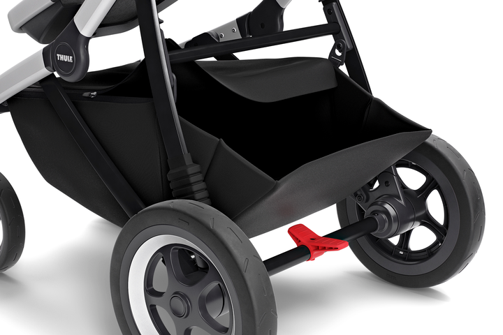 Sleek Stroller - Energy Red