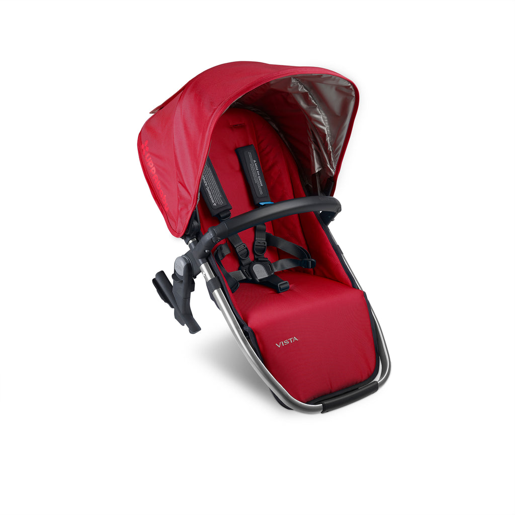 UPPAbaby Vista RumbleSeat Denny Red 2015