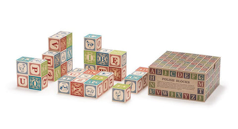 ABC Blocks - Polish