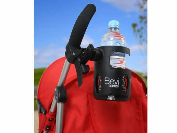 Bevi Buddy Stroller Cup Holder