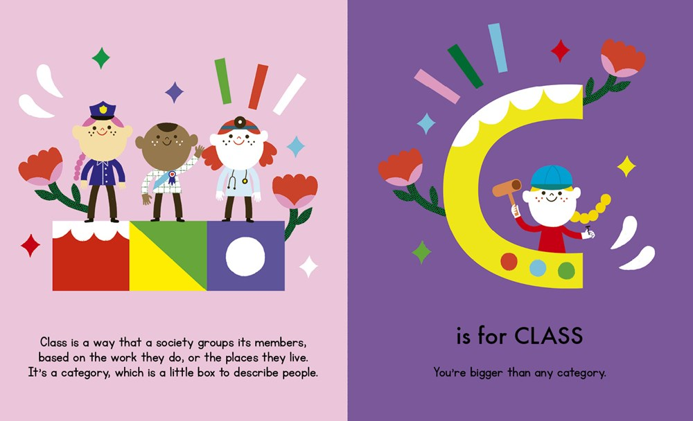 An ABC of Equality by Chana Ginelle Ewing and Paulina Morgan