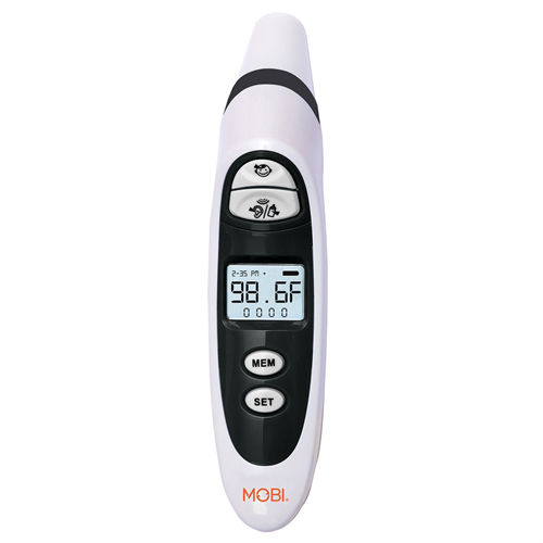 DualScan Prime Ear & Forehead Thermometer