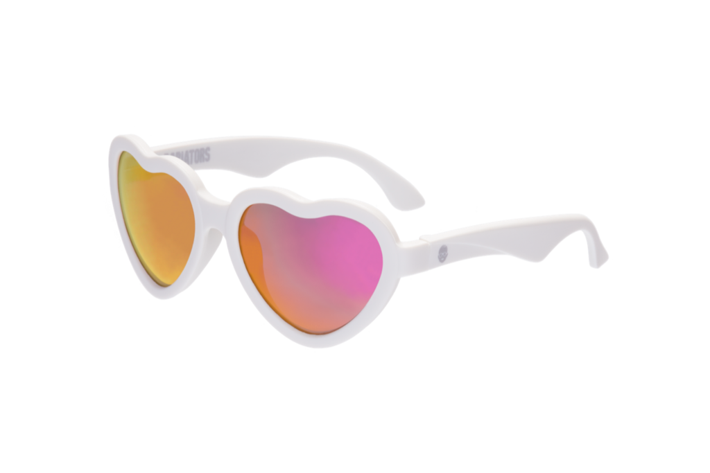 Limited Edition Heart Shaped Sunglasses