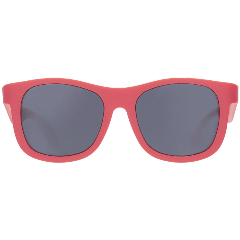 babiators sunglasses navigators rockin red