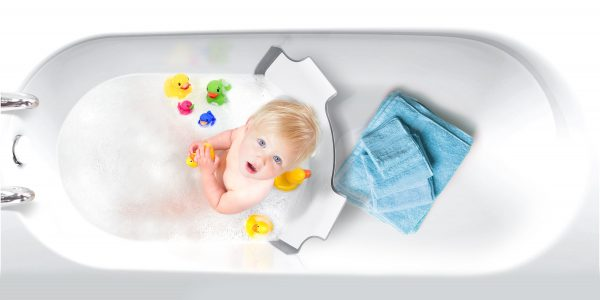 babydam bathtub barrier baby bath