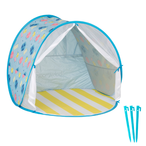 Anti-UV Tent with Zipper Closure