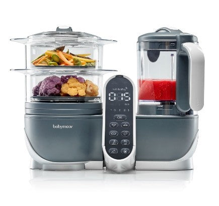 Duo Meal Station Baby Food Steamer & Blender