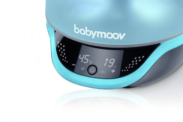 babymoov hygro plus humidifier night light