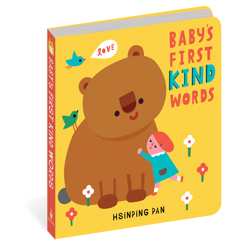 Baby's First Kind Words by Hsinping Pan