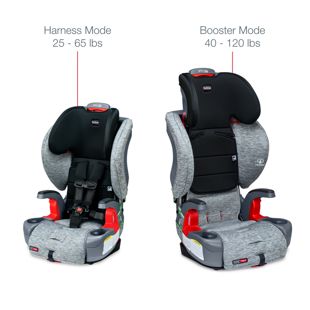 Grow With You ClickTight® Harness-2-Booster Car Seat - Spark