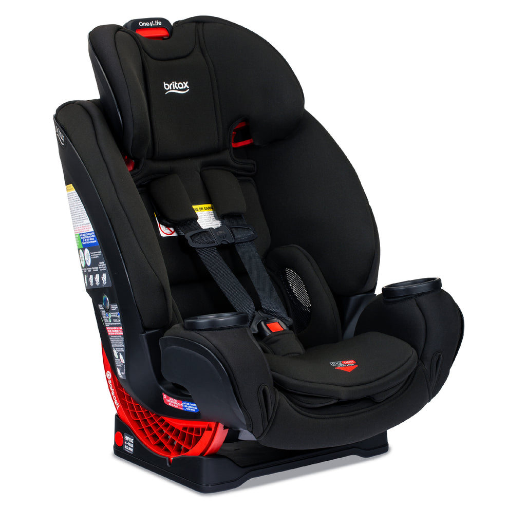One4Life ClickTight® All-in-One Car Seat - Eclipse Black Safewash