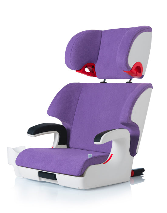 clek oobr high back booster seat aura