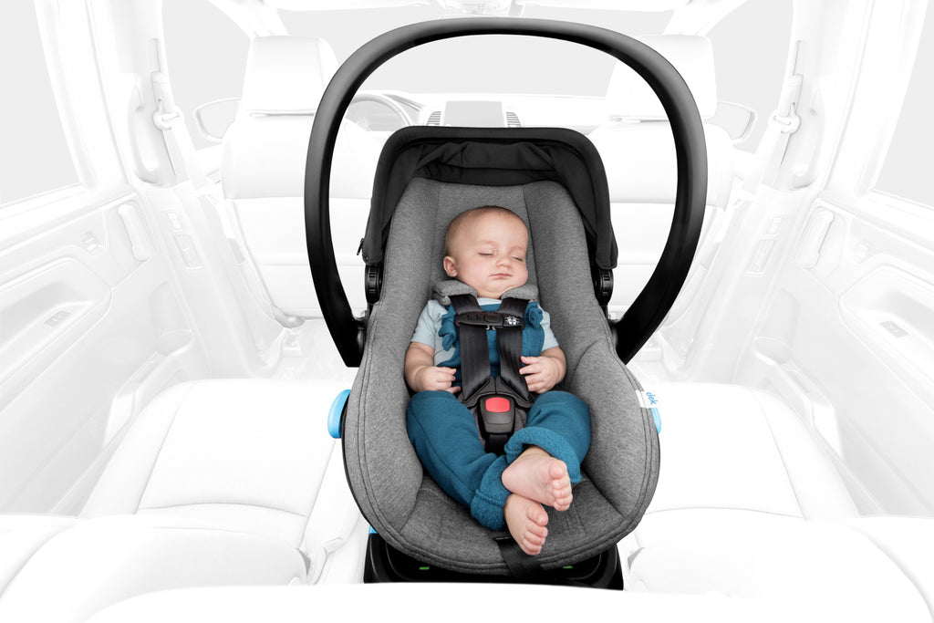 clek liing infant car seat baby