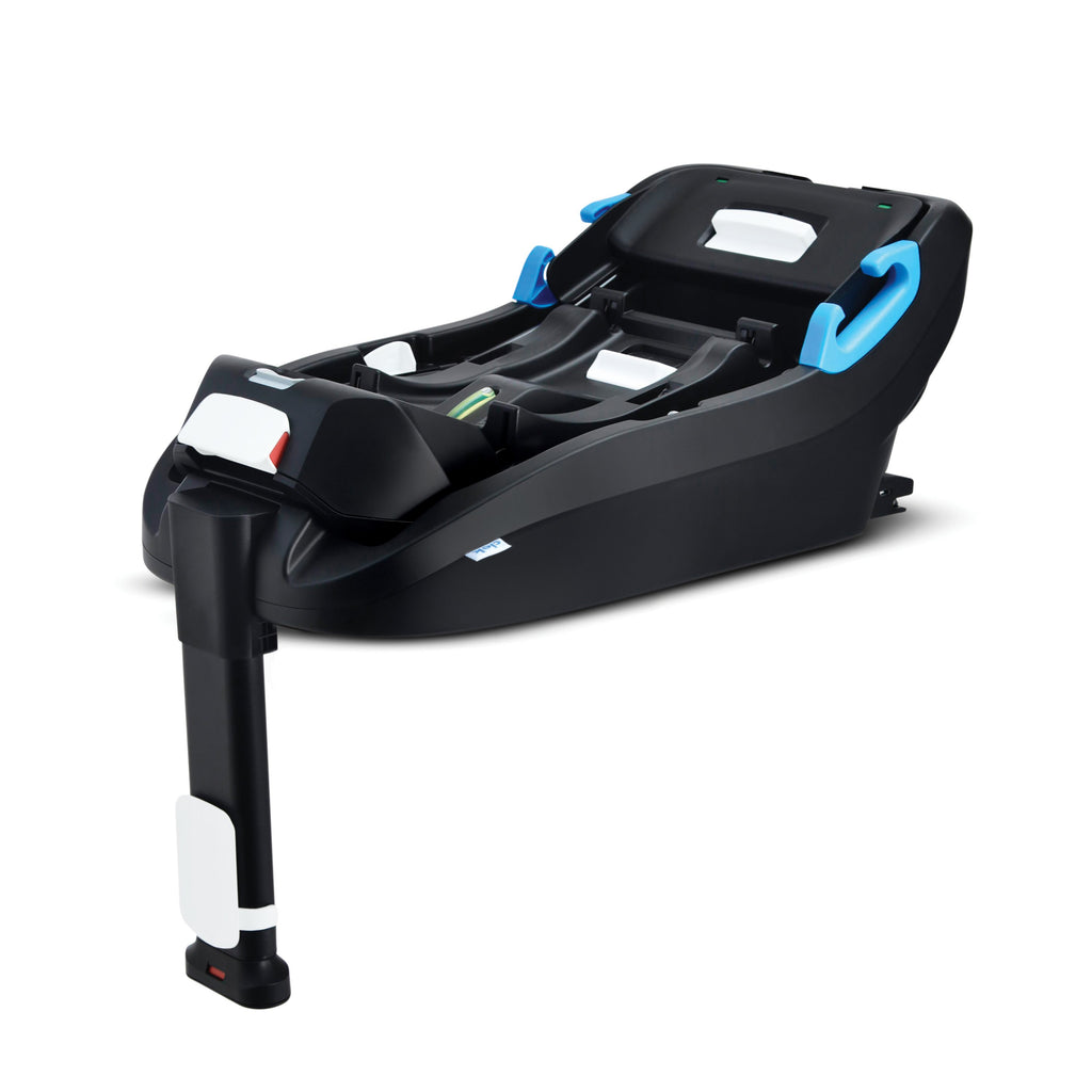 clek liing infant car seat base load leg