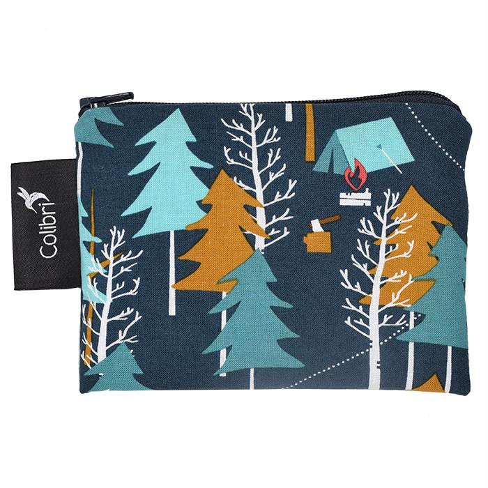 Reusable Snack Bag - Camp Out