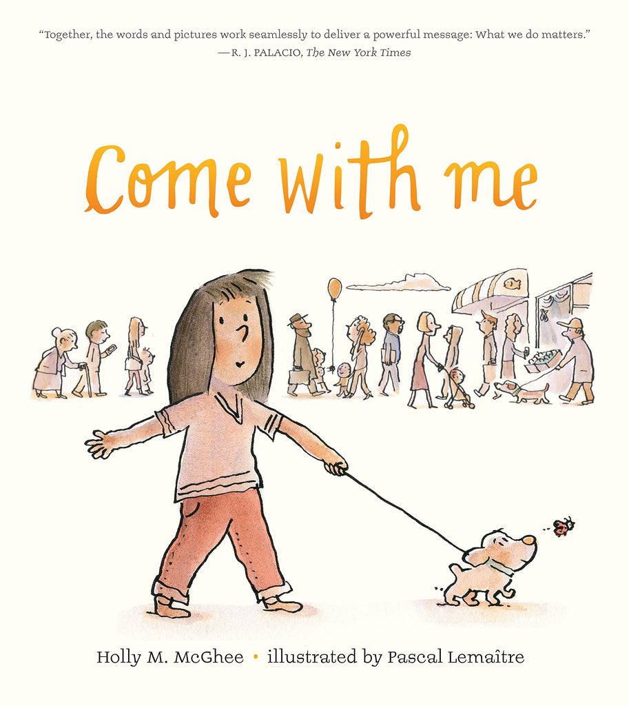 come with me by holly mcghee