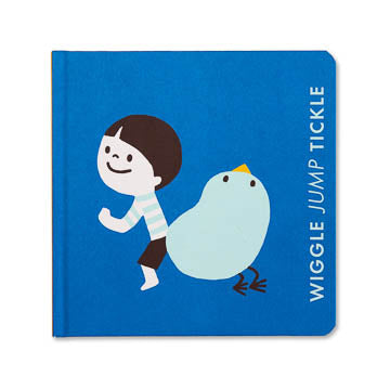 wiggle jump tickle a little book of actions by ruth austin