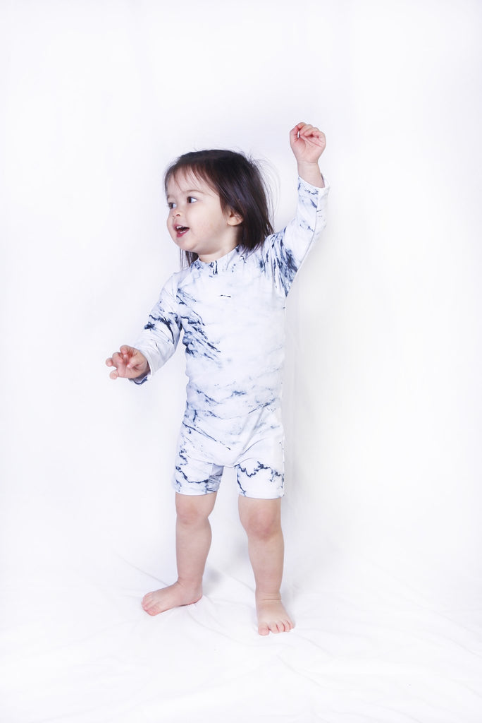 current tyed tye sunsuit