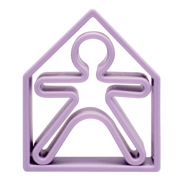 1 Kid + 1 House Silicone Play Set