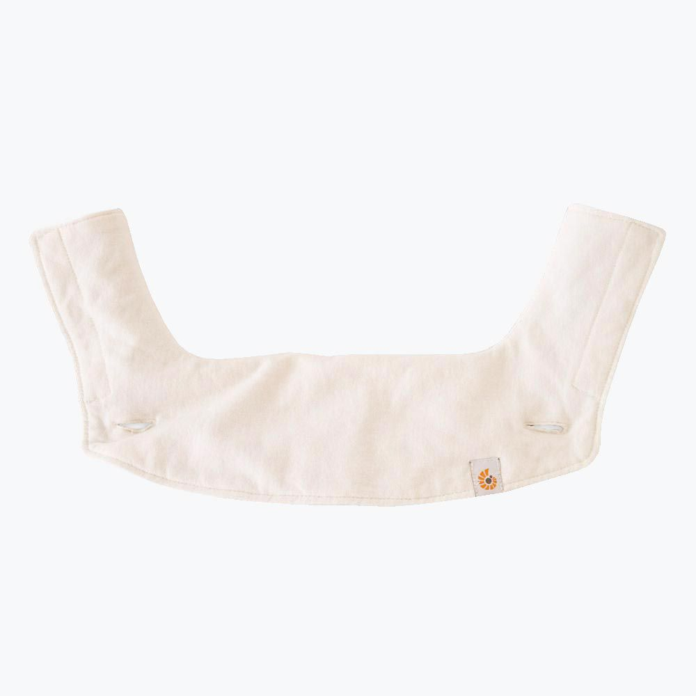 Carrier Drool Pad & Bib - Natural