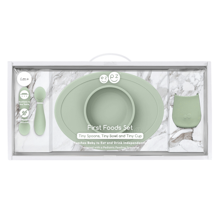 First Foods Gift Set