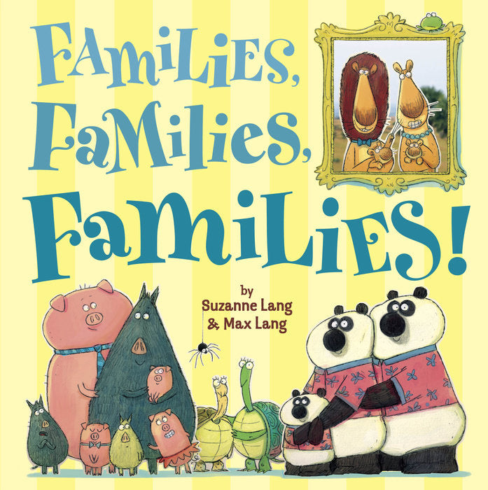 families, families, families by suzanne lang