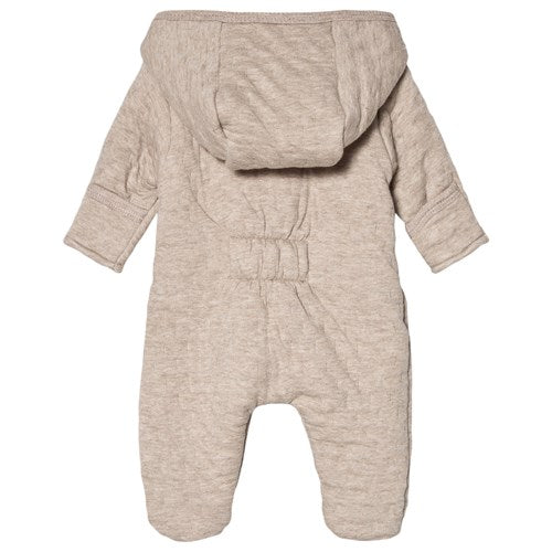 Quilted Coverall Suit