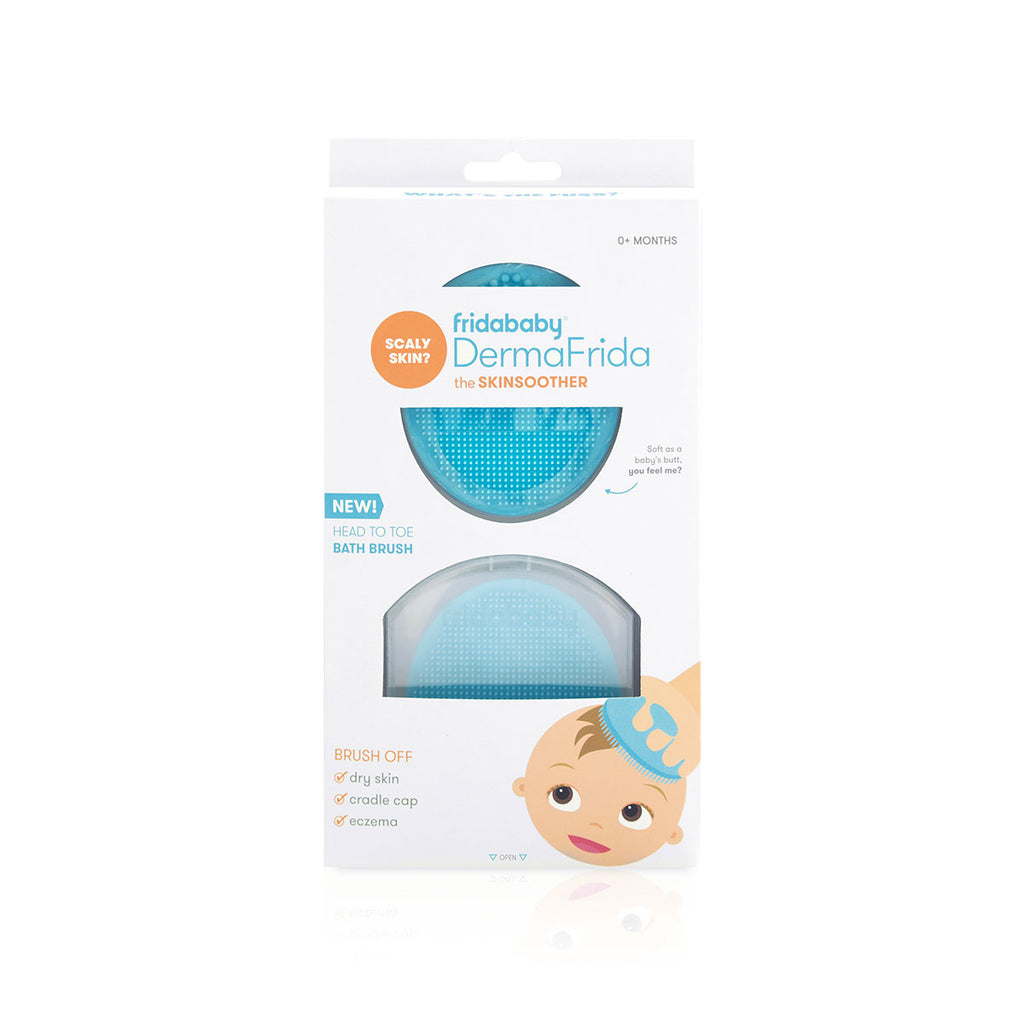 fridababy derma frida eczema cradle cap brush
