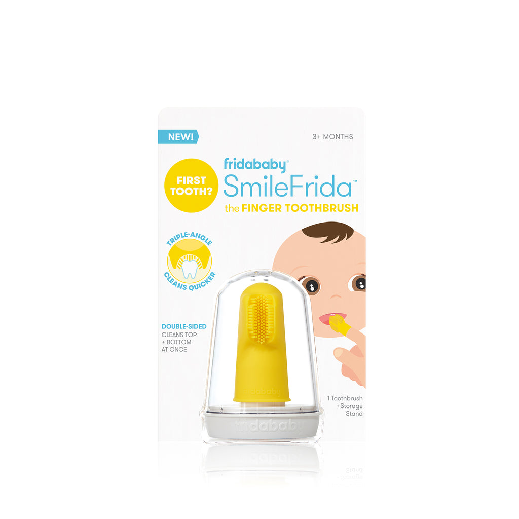 fridababy smilefrida the finger toothbrush