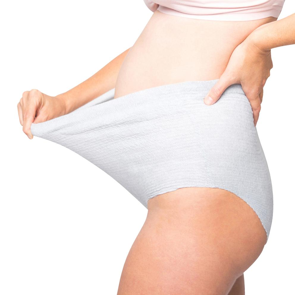 High Waist Disposable Postpartum Underwear