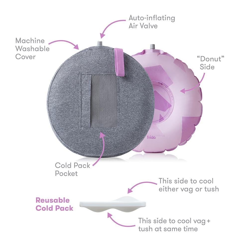 Perineal Cooling Comfort Cushion
