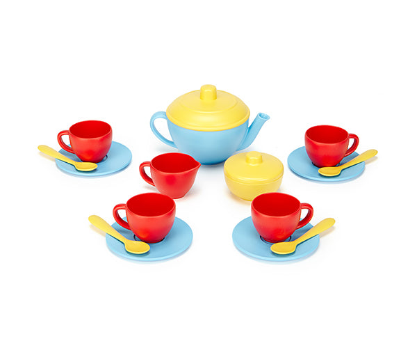 Tea Set (17 pcs)